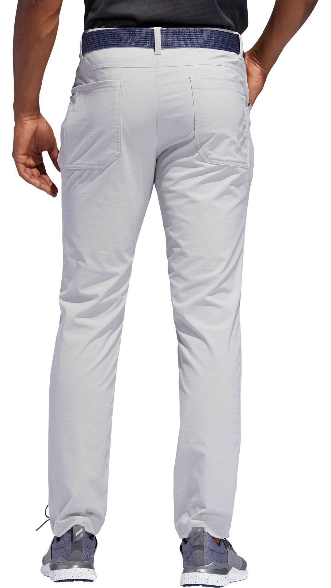 21b72f751778 adidas Men's Adicross Slim 5 Pocket Golf Pants