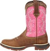 Durango Women's Lady Rebel Brown Pink Western Boots product image