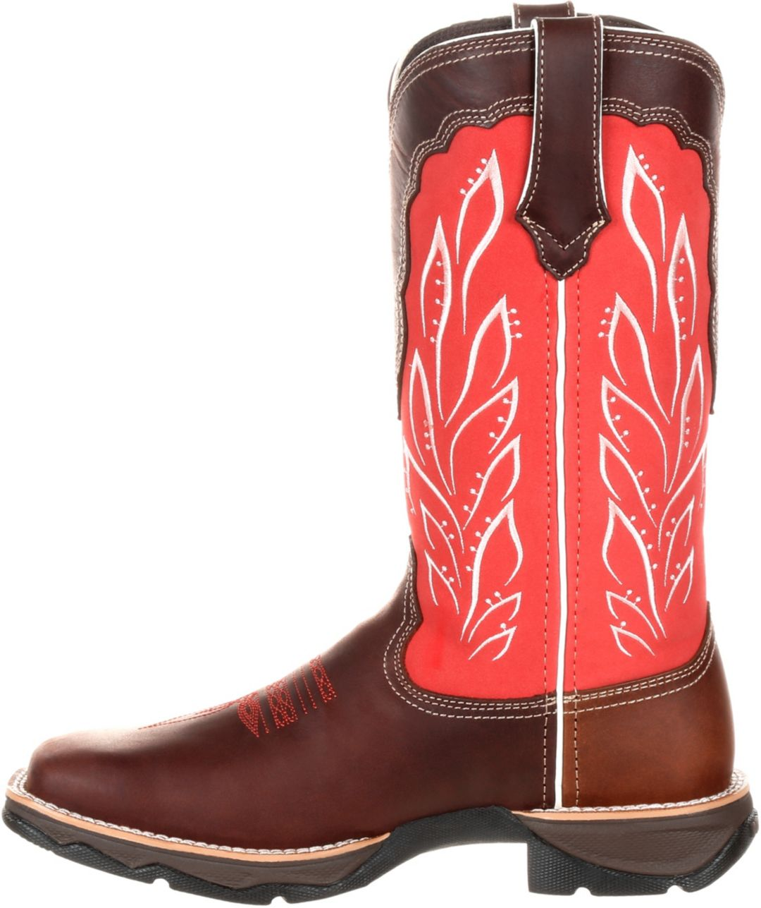 b79fbe65f90 Durango Women's Lady Rebel Strawberry Sunrise Western Work Boots