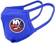 Levelwear Youth New York Islanders 3-Pack Face Coverings product image