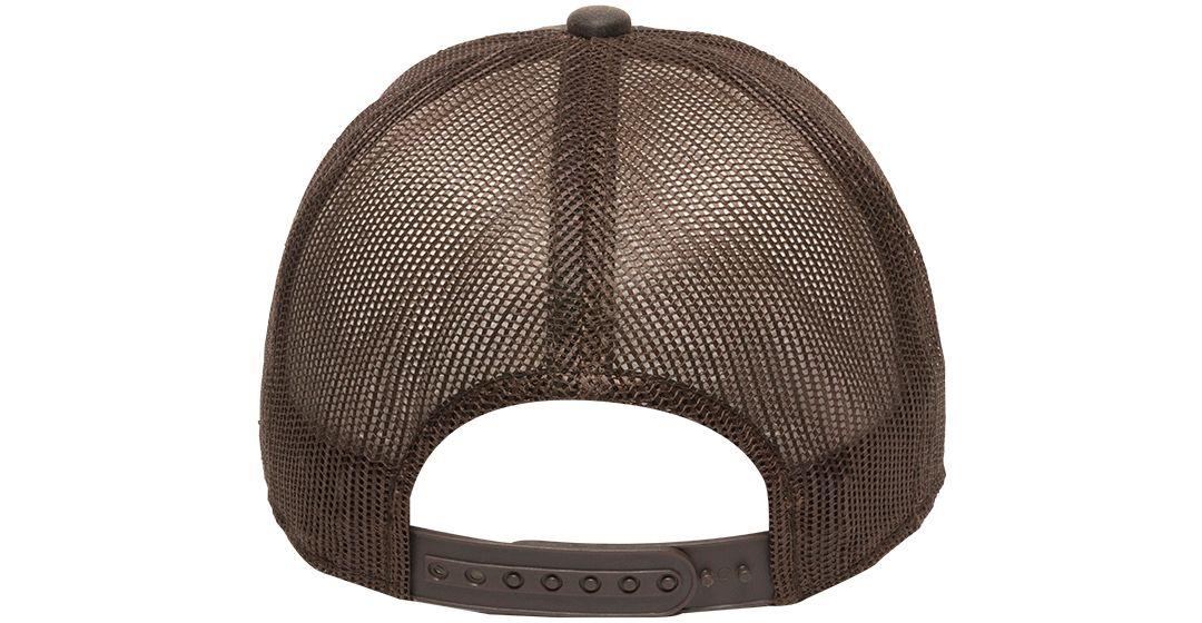 72e62aa02 Outdoor Cap Co Men's Flag Patch Mesh Snapback Hat