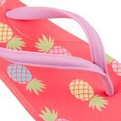 DSG Kids' Pineapple Flip Flops product image