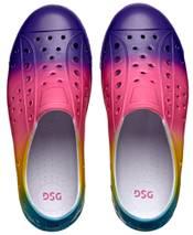 DSG Kids' Preschool Rainbow Ombre EVA Slip-On Shoes product image