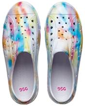DSG Kids' Preschool Tie Dye EVA Slip-On Shoes product image
