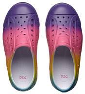 DSG Toddler Rainbow Ombre EVA Slip-On Shoes product image
