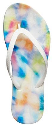 DSG Women's Tie Dye Flip Flops product image