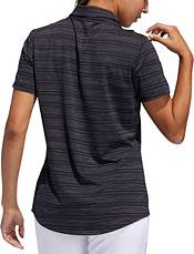 adidas Women's Microdot Short Sleeve Golf Polo product image