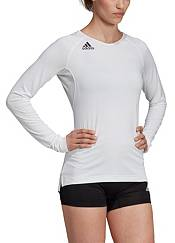 adidas Women's Hilo Long Sleeve Solid Long Volleyball Jersey product image