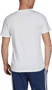 adidas Men's Real Madrid DNA Graphic White T-Shirt product image
