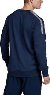 adidas Men's Real Madrid SSP Navy Crew Neck Sweatshirt product image
