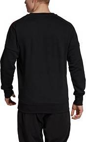 adidas Men's Manchester United SSP Black Crew Neck Sweatshirt product image
