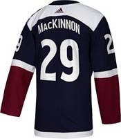 adidas Men's Colorado Avalanche Nathan MacKinnon Authentic Pro Alternate Jersey product image