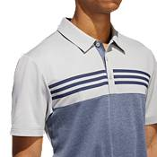 adidas Men's Heather Color Block Golf Polo product image