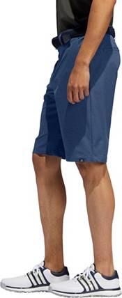 adidas Men's Ultimate Heather Stripe Golf Shorts product image