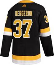 adidas Men's Boston Bruins Patrice Bergeron #37 Authentic Pro Alternate Jersey product image