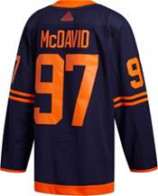 adidas Men's Edmonton Oilers Connor McDavid #97 Authentic Pro Alternate Jersey product image