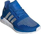 adidas Originals Kids' Grade School Metallic Swift Run Shoes product image