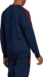 adidas Men's Arsenal SSCP Navy Crew Neck Sweatshirt product image