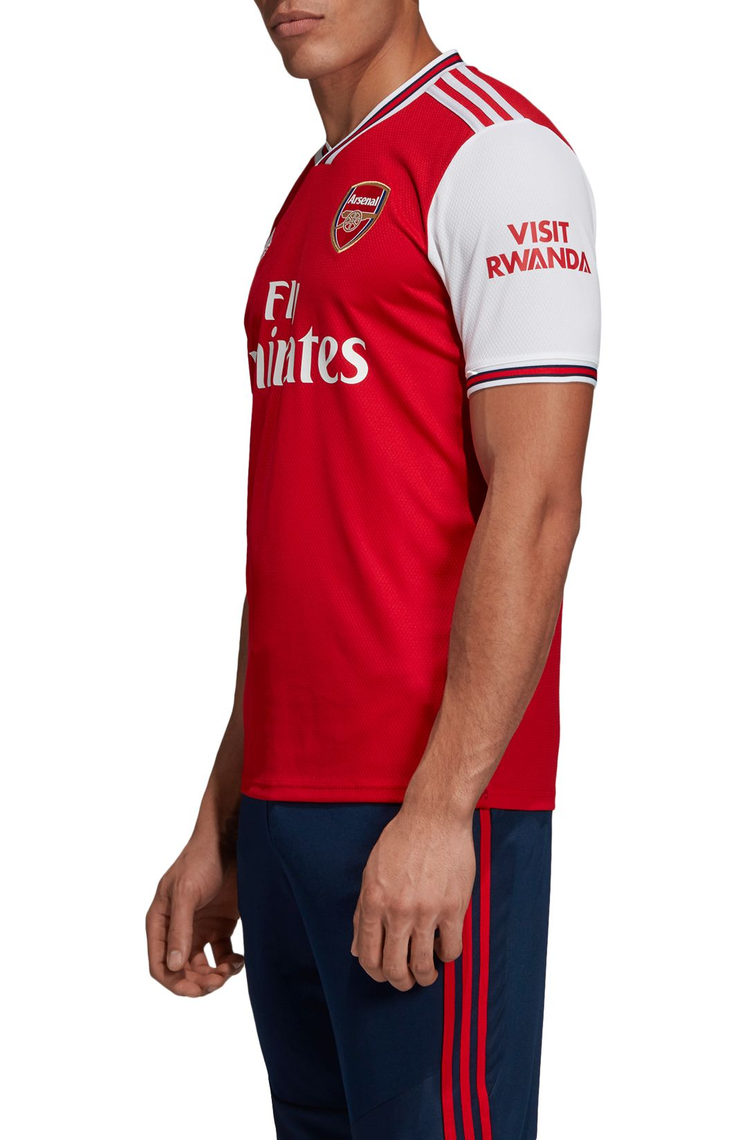 big sale 49972 dac59 adidas Men's Arsenal '19 Stadium Home Replica Jersey