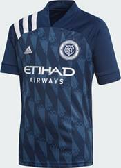 adidas Youth New York City FC '20 Secondary Replica Jersey product image