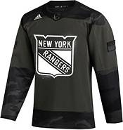 adidas Men's New York Rangers Camo Authentic Pro Jersey product image