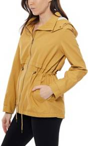 Be Boundless Soft Touch Washed Cotton Hooded Jacket product image