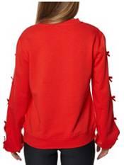 Betsey Johnson Women's Side Bow Sweatshirt product image