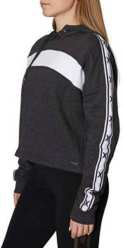Betsey Johnson Women's Colorblocked X-Tape Hoodie product image