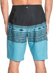 "Quiksilver Men's Angler Triblock 20"" Beach Shorts product image"