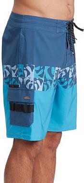 Quiksilver Men's Angler Stripe Board Shorts product image