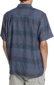 Quiksilver Men's Waterman Tapa Mood Short Sleeve Button Up Shirt product image