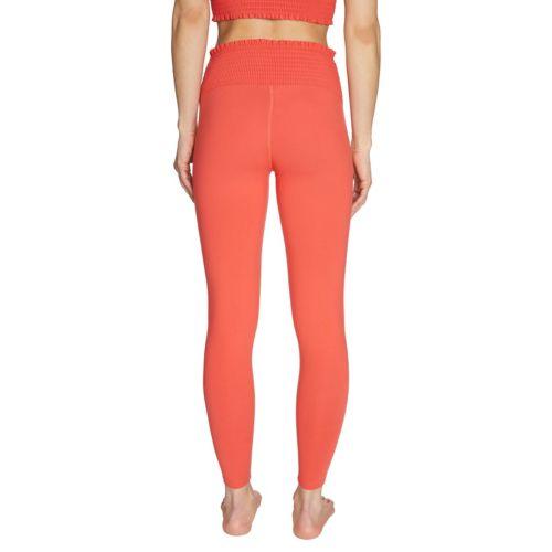 7564fe3a676f7 Betsey Johnson Women's Smocked Waist 7/8 Legging | DICK'S Sporting Goods