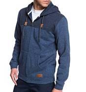 Quiksilver Keller Block Fleece Lined Full Zip Hoodie product image