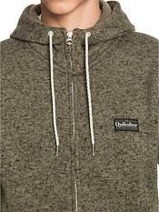 Quiksilver Men's Keller Zip-up Fleece Hoodie product image