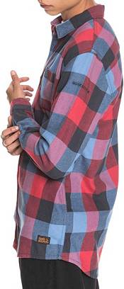 Quicksilver Men's Motherfly Flannel product image