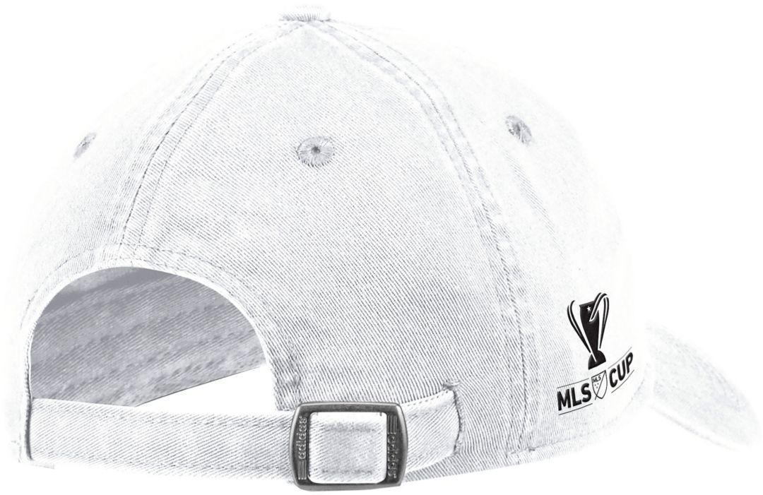 finest selection 7cc3c a71b0 adidas Men s 2018 MLS Cup Champions Atlanta United Adjustable Hat