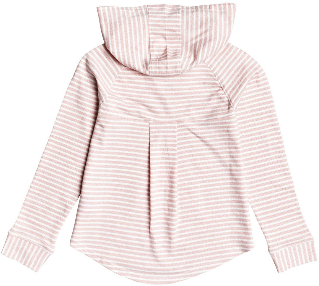 Roxy Girls' Long Waves Hooded Long Sleeve Hooded Shirt