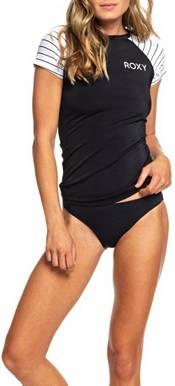 Roxy Women's Cap Short Sleeve Rash Guard product image