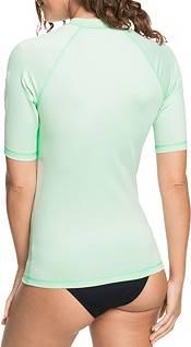 Roxy Women's Whole Hearted Short Sleeve Rash Guard product image