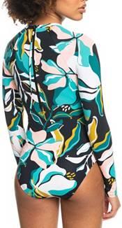 Roxy Women's Printed Beach Classics Long Sleeve Rashguard product image
