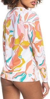 Roxy Women's Beach Classics Print Long Sleeve Rashguard product image