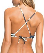 Roxy Women's Beach Classics Basic Athletic Triangle Swimsuit Top product image