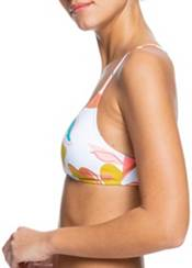 Roxy Women's Printed Beach Classics Athletic Triangle Bikini Top product image