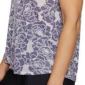 Betsey Johnson Women's Floral Swing Sleeveless Tank Top product image