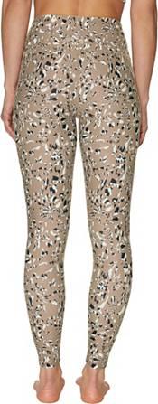 Betsey Johnson Women's Camo Zebra Print Leggings product image