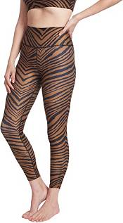 Betsey Johnson Women's Tiger Print 7/8 Leggings product image