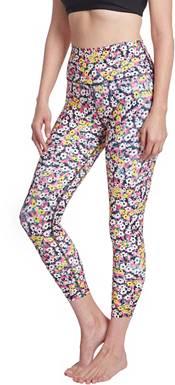Betsey Johnson Women's Floral Print 7/8 Leggings product image