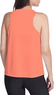 Betsey Johnson Women's Sheer Stripe Swing Tank Top product image