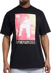 Reebok Men's Allen Iverson Hot Color Graphic T-Shirt product image