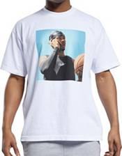 Reebok Men's Allen Iverson Phone - Ball Crewneck T-Shirt product image